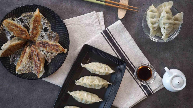 만두  조리법