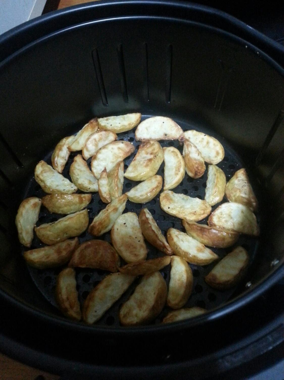 감자튀김에어프라이어