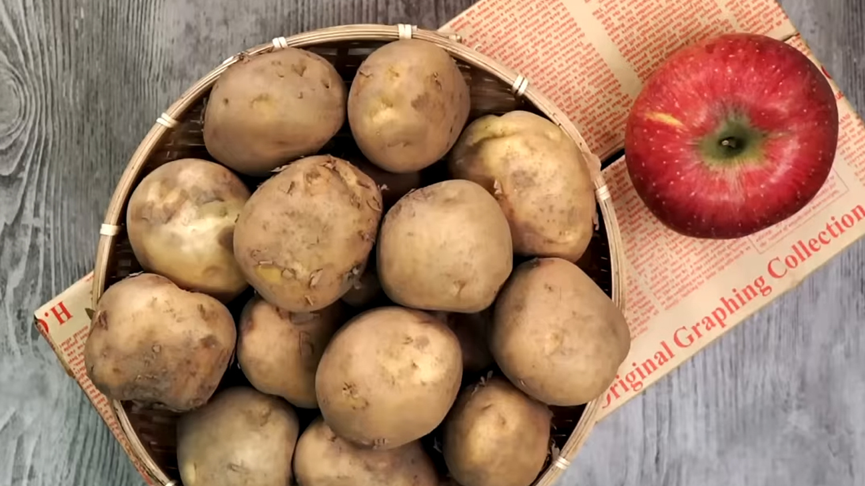 감자 보관법